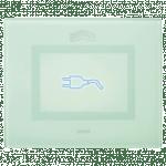 זכוכית ירוק קפוא